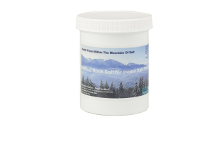 Natural Rock Salt for Saltair
