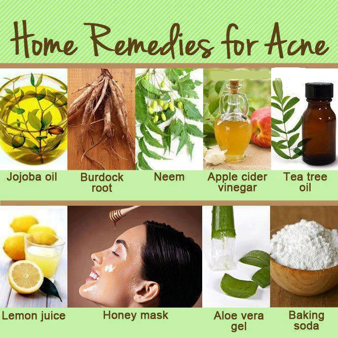 acne natural treatment