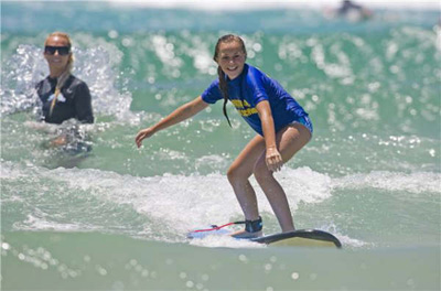 surfing and cystic fibrosis