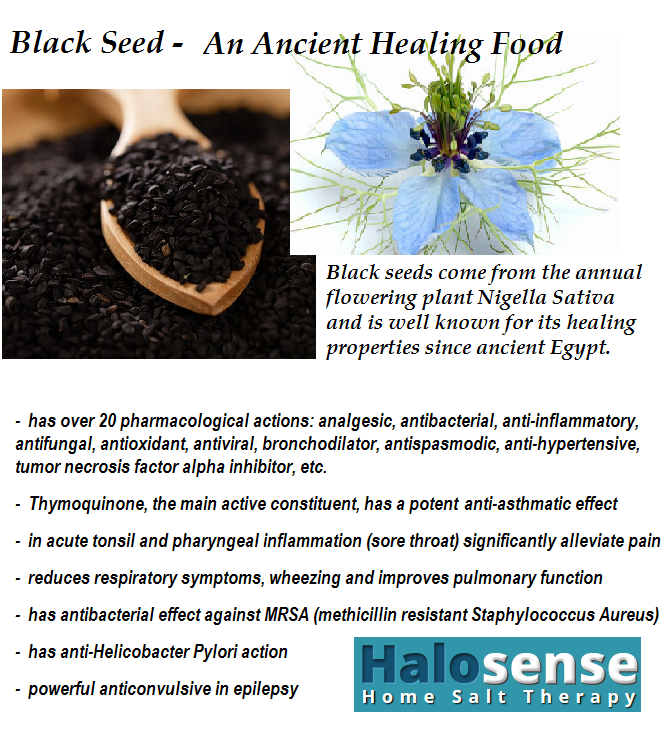 Black Seeds Healing Benefits