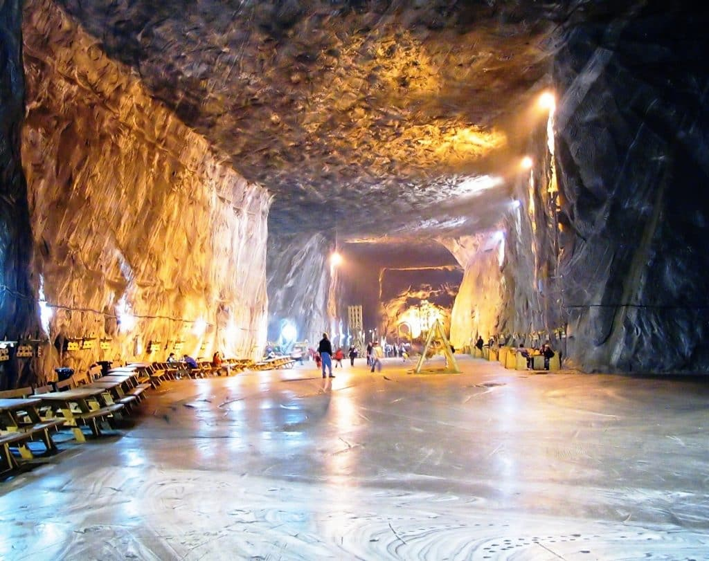 Salt Mine Therapy - Speleotherapy - Halotherapy