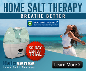 Home Salt Therapy Saltair