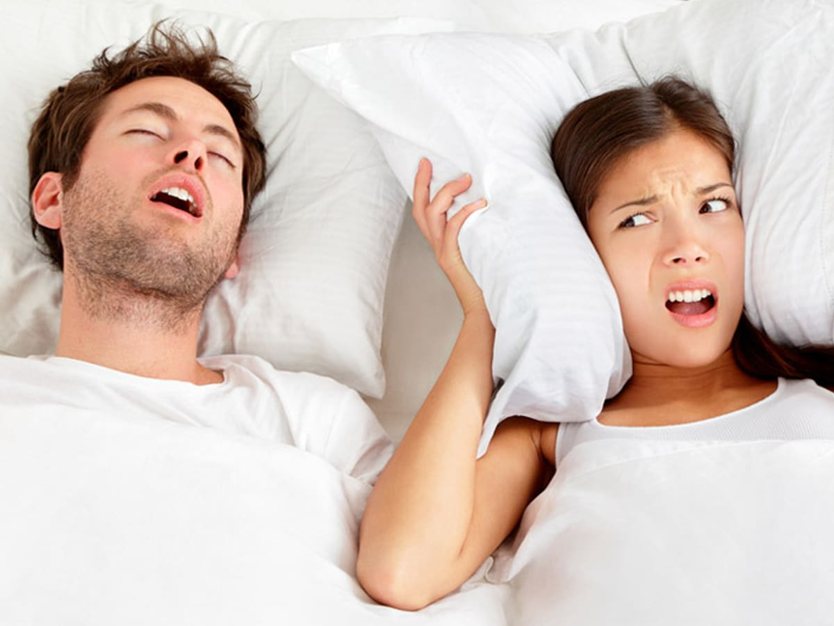 stop snoring and salt therapy