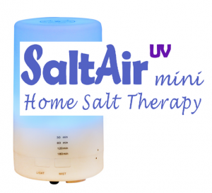 SaltAir UV mini-salt-therapy