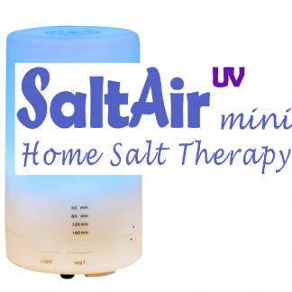 SaltAir UV mini-salt-therapy